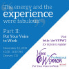 GRAPHIC DESIGN: Voice for Professional Women Series (Print and Web)