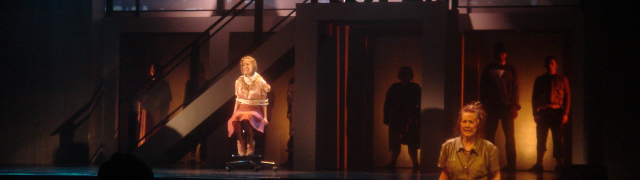 Urinetown – Associate Lighting Designer