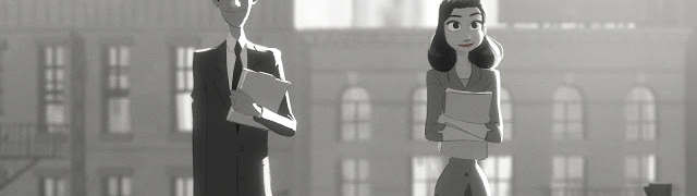 Daily Inspiration: 1.30.13 – Paperman, A Disney Short