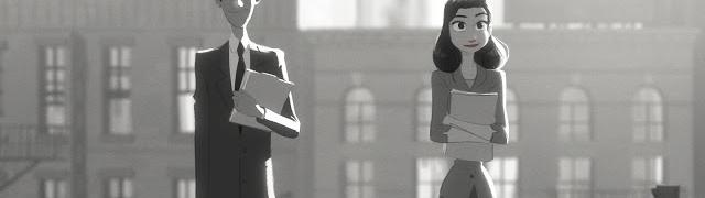 Daily Inspiration: 1.30.13 – Paperman, A Disney Short