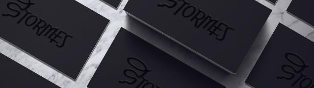 Stormes | Logo Design