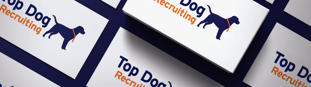 Top Dog Recruiting, LLC. | Logo Design
