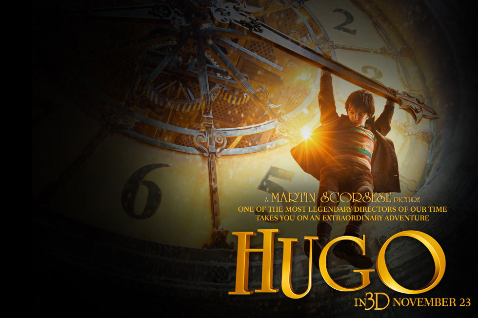Daily Inspiration: February 7, 2012- The Magic of Hugo