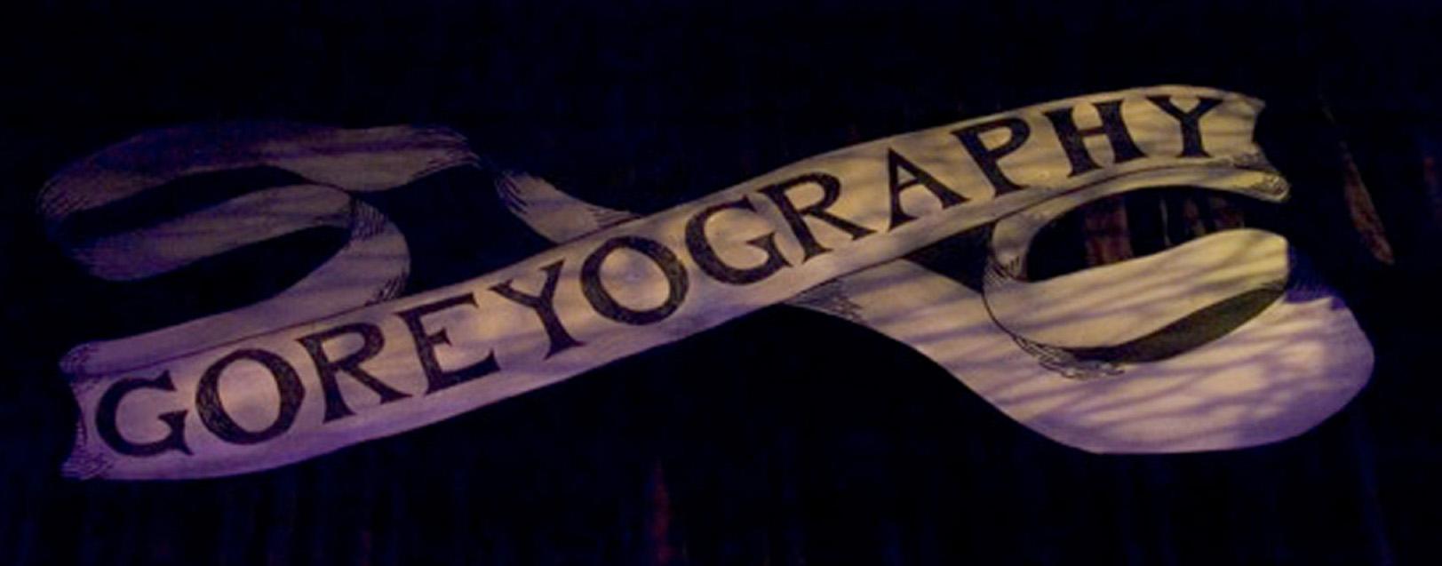 Goreography – Assistant Scenic Designer