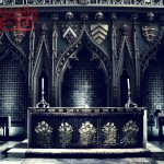 Altar, Bristol Cathedral