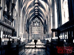 Cathedral Hall, Bristol, England - BasicallyRed.com