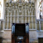Organ, Bristol Cathedral - BasicallyRed.com