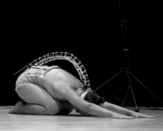 Daily Inspiration 7.24.13 – Instrumented Bodies: Digital Prostheses for Music and Dance