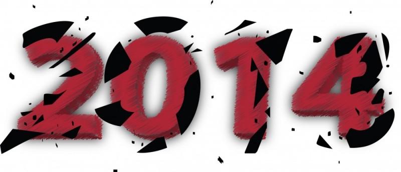 Bursting Into 2014