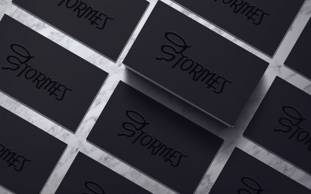 Stormes Logo by BasicallyRed