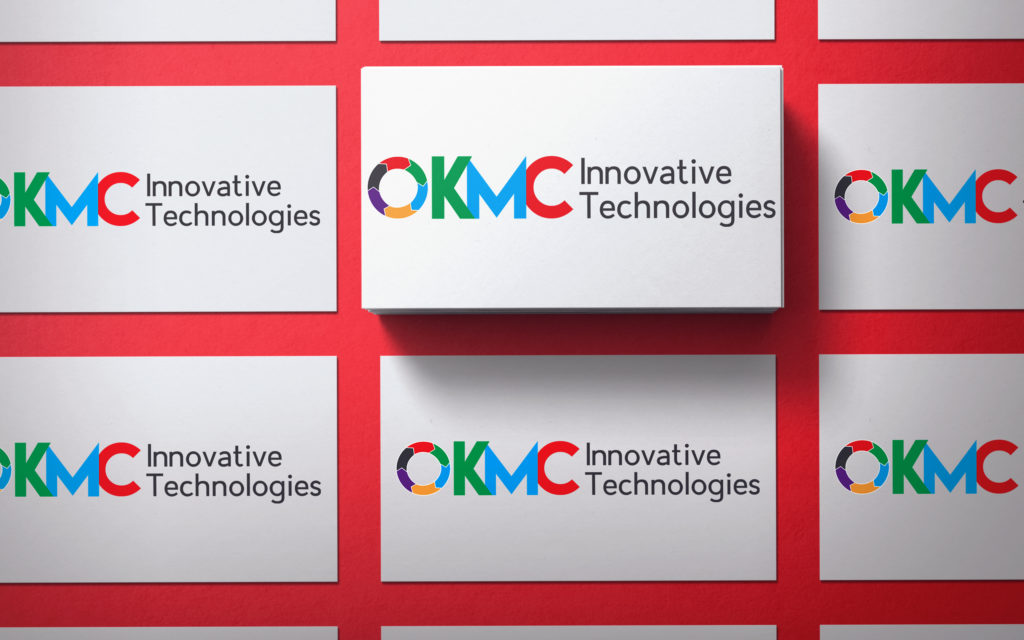 KMC Innovative Solutions Logo Design by BasicallyRed