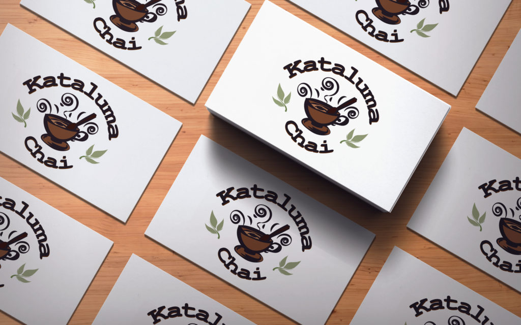 Kataluma Chai Logo by BasicallyRed