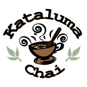 Kataluma Chai Logo Design by BasicallyRed, Stevie Caldarola