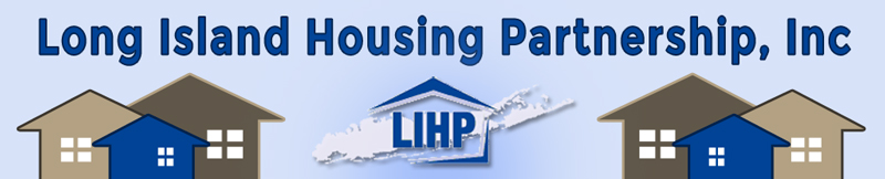 Long Island Housing Partnership Website Banner