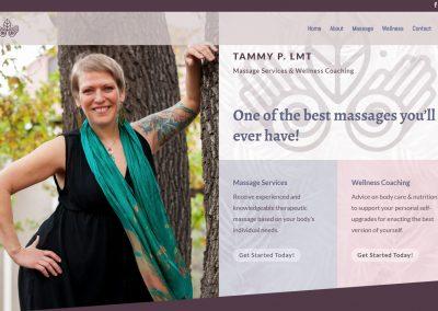Tammy P. Lmt Website